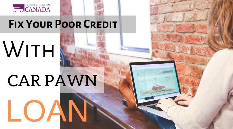 Car Pawn Loans canada